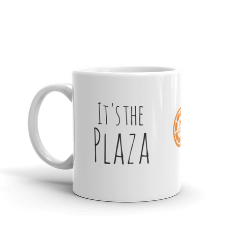 It's the Plaza (One Side) / Not the Circle (Other Side)