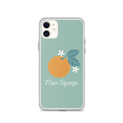 iPhone Case Main Squeeze