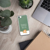 I Heart Logo, Green Wash - iPhone Case