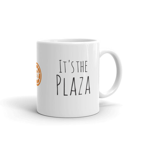 It's The Plaza, It's the Circle