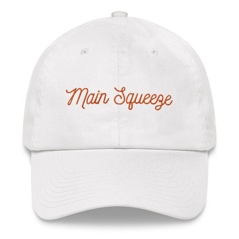 Main Squeeze Dad Hat