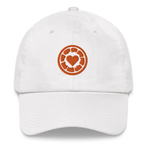 Old Towne Orange - Dad Hat in White, Black, Navy