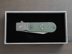 Finch 1929 folding knife inside box