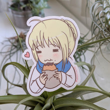 Load image into Gallery viewer, Saber Vinyl Sticker