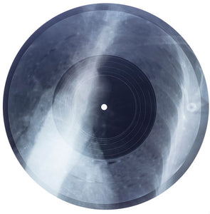 Alex Somers: X-Ray Record (Original Artwork)