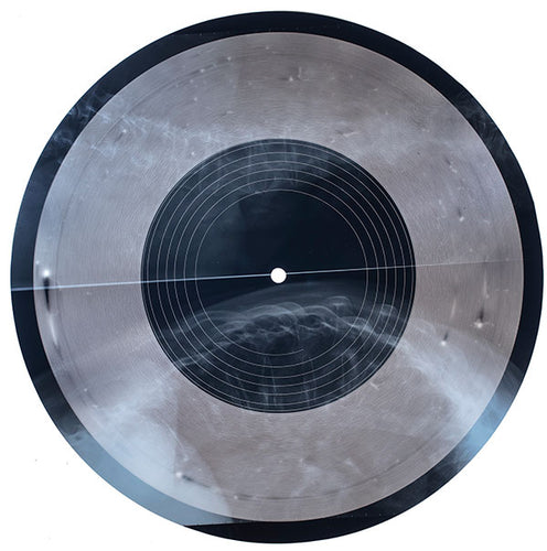 Jónsi of Sigur Rós: X-Ray Record (Original Artwork)