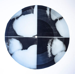 Noam Chomsky: X-Ray Record (Original Artwork)