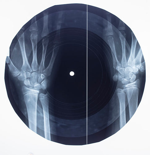 Pussy Riot: X-Ray Record (Original Artwork)