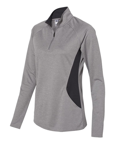 Adidas - Women's Lightweight Quarter-Zip Pullover
