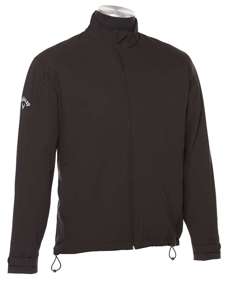 NEW- CALLAWAY FULL-ZIP WIND JACKET