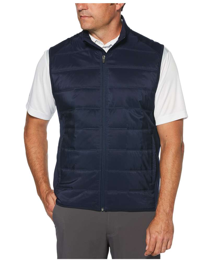 NEW-ULTRASONIC QUILTED VEST