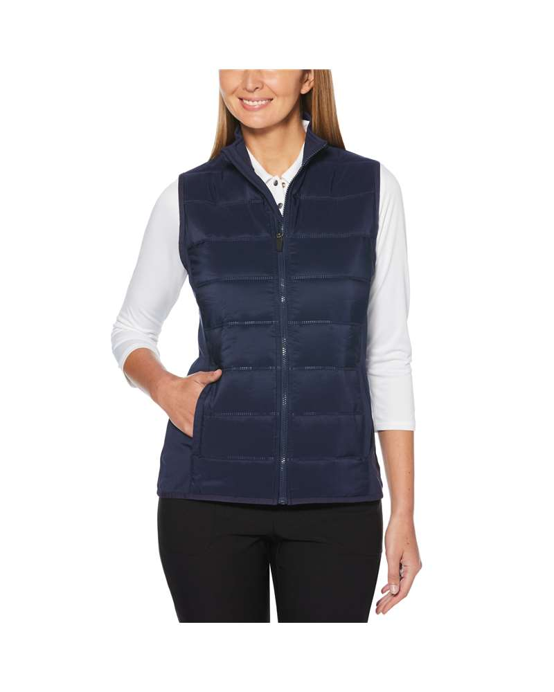 NEW - CALLAWAY LADIES ULTRASONIC QUILTED VEST