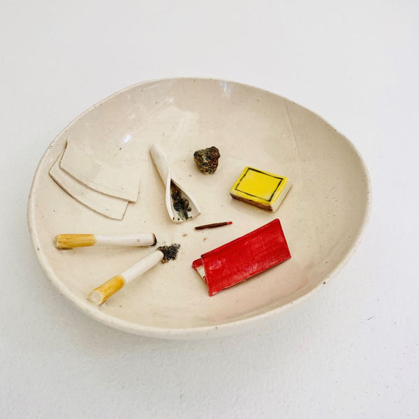 Ceramic Habits Bowl