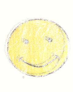 Smiley Face Print