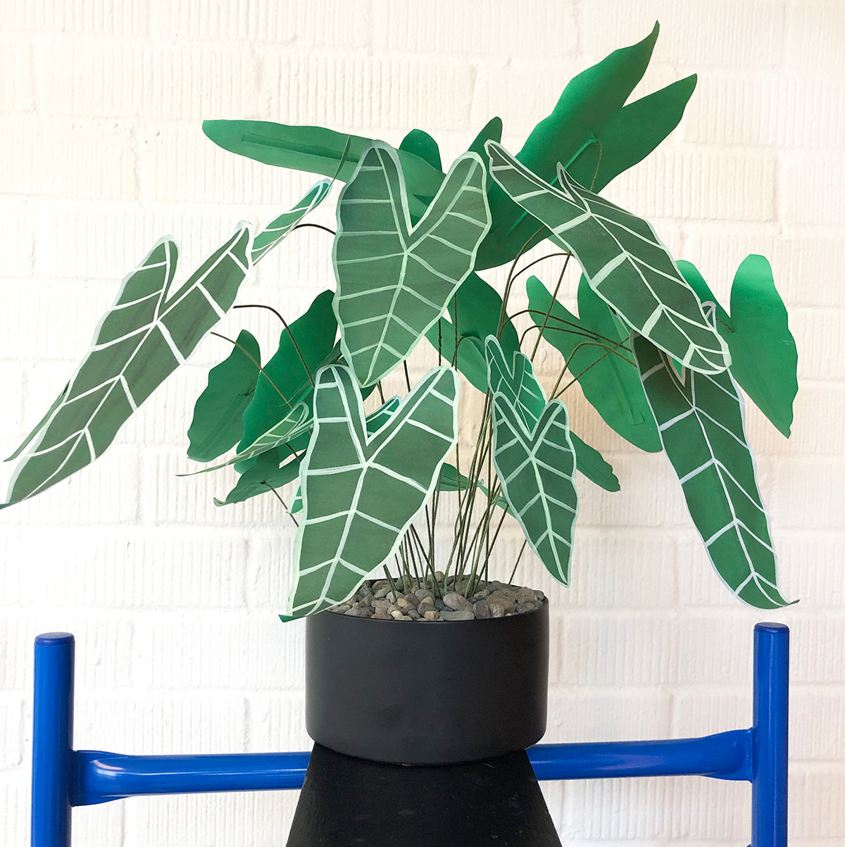 Paper Craft Potted Plant Large