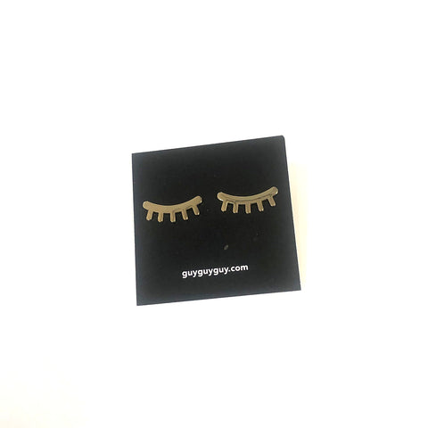 Guy Guy Guy False Eyelash Pin Set