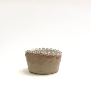Smallest Ceramic Teeth Planter