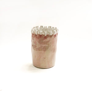 Ceramic Teeth Pencil Holder