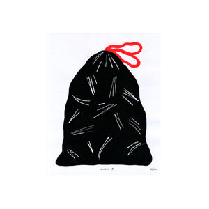 Tim Lahan Black Magic Print