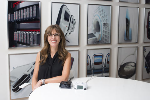 """""""Our aim will always be to thoughtfully design products that simply satisfy a need and do it well,"""" says Brandstand's Staci Mininger."""