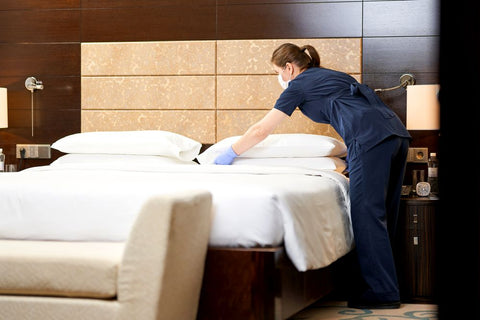 Prioritizing cleanliness in hotel rooms will be the new normal - BrandStand