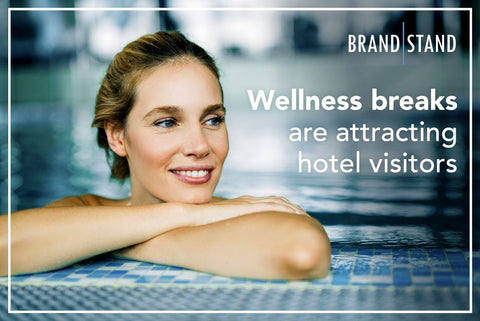 Wellness breaks are attracting visitors back to hotels.
