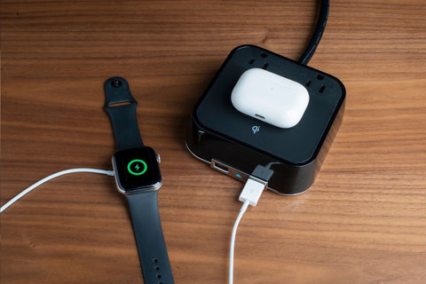 Wired charging vs wired charging? You should use both - Brandstand.