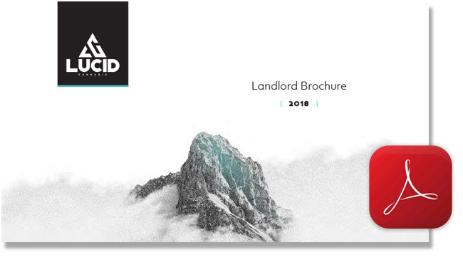 Landlord Brochure - click to download our pdf version