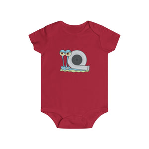 Turbo Snail Infant Rip Snap Tee