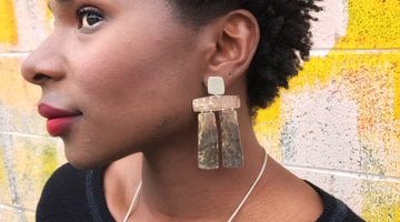 Trend Focus: Bold Statement Earrings