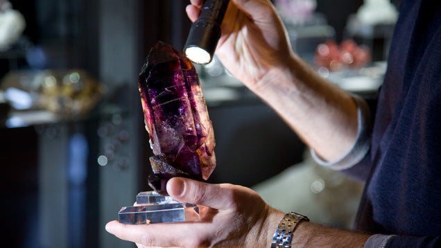 Large Amethyst Crystal