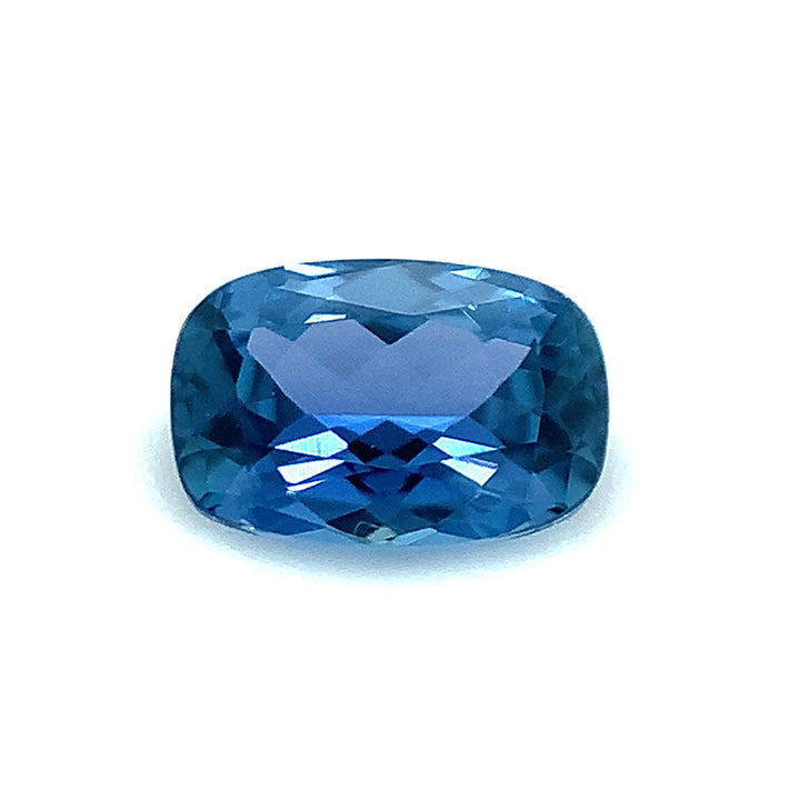0.52ct Elongated Cushion Yogo Sapphire