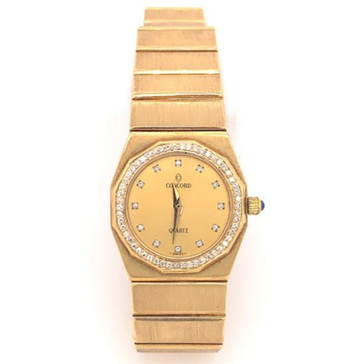 Concord Mariner Quartz Ladies Watch