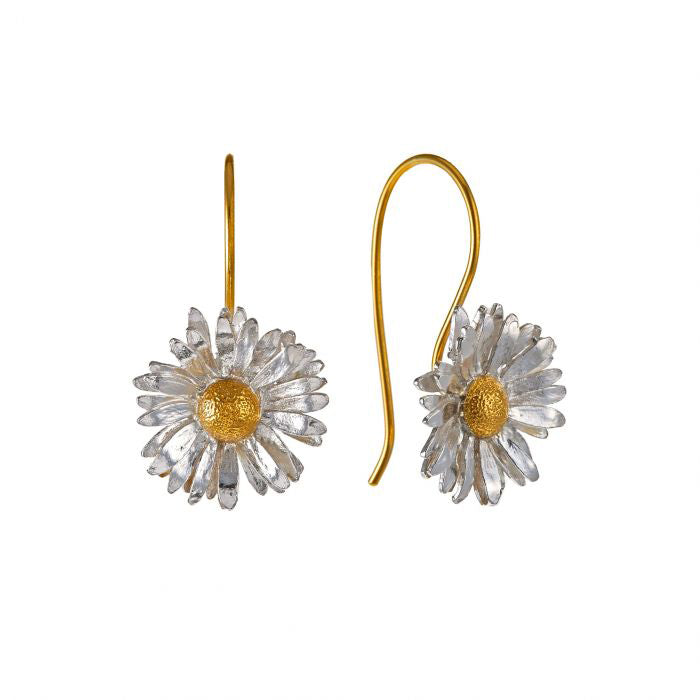 Big Daisy Hook Earrings