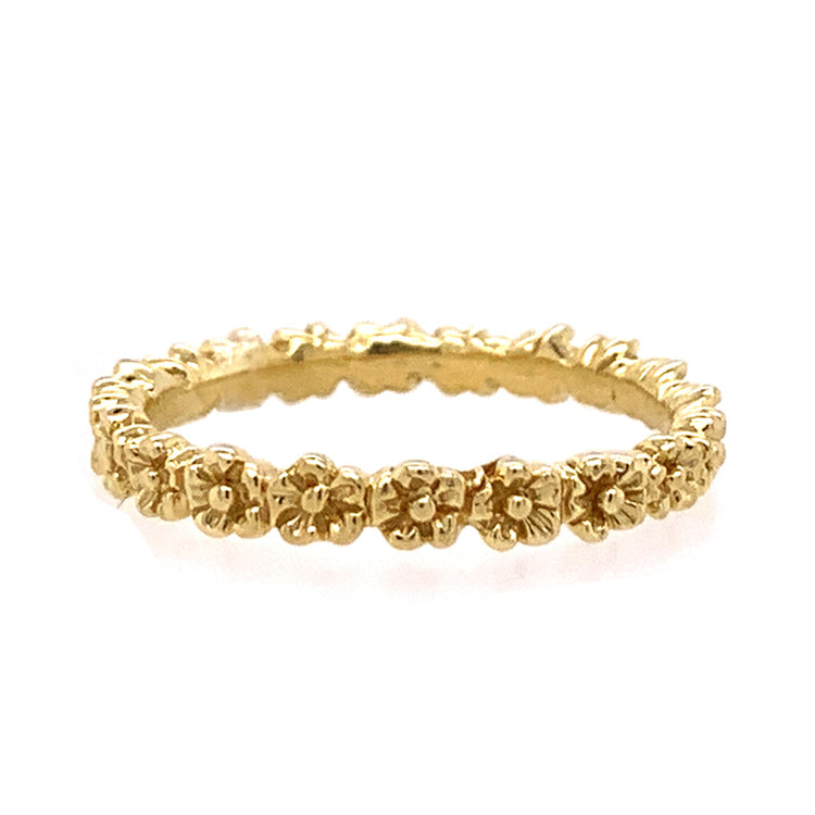 Tiny Flora Eternity Band