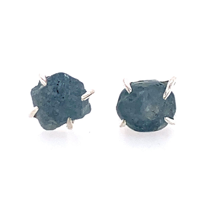 "Montana Sapphire ""Rock Hound"" Earrings"
