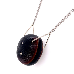 Mucuna Sloanei Sea Bean Necklace
