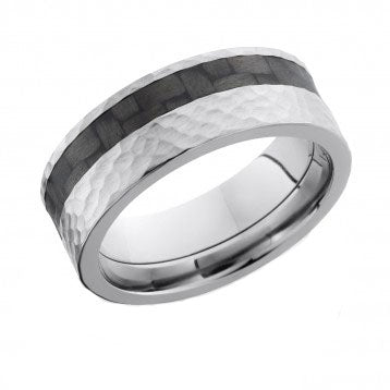 Lashbrook Titanium & Carbon Fiber Ring