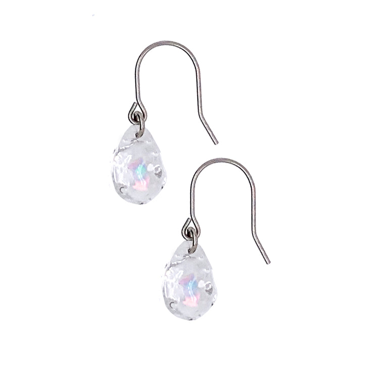 French Hook Gilson Opal Earrings