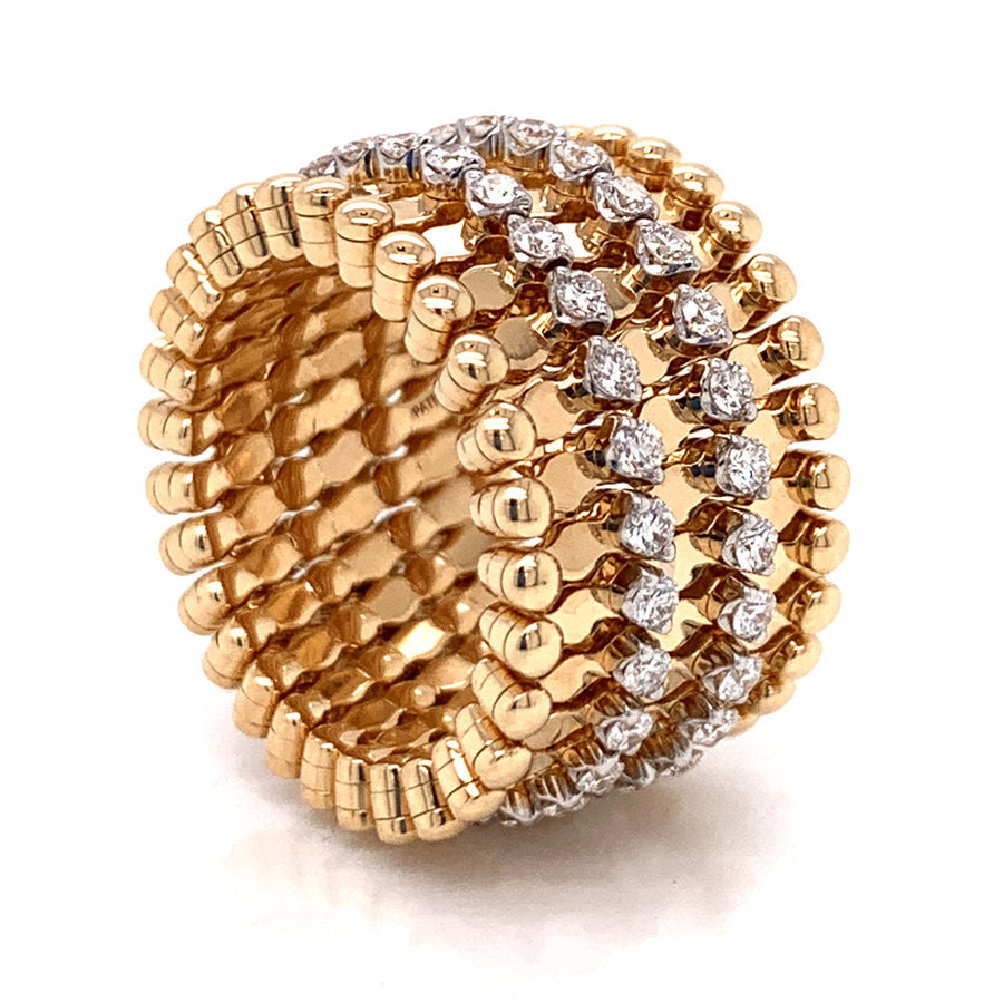 Serafino Consoli Brevetto Ring-to-Bracelet