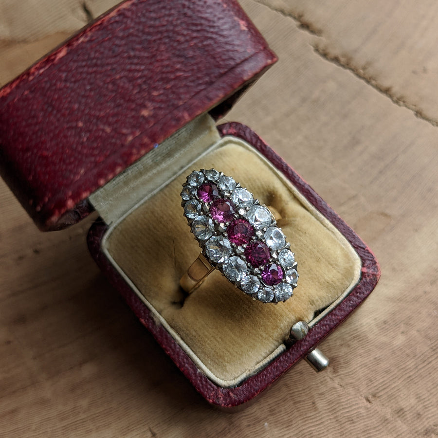 """Forever Yours"" Victorian Era Ring"