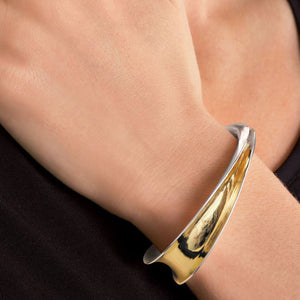 Half Open Narrow Cuff