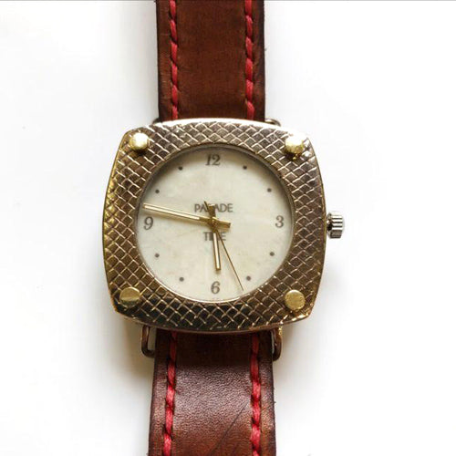 Antique Ivory Watch