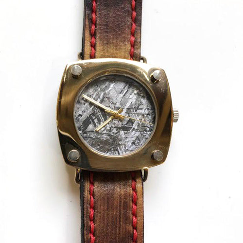 Bronze Meteorite Watch