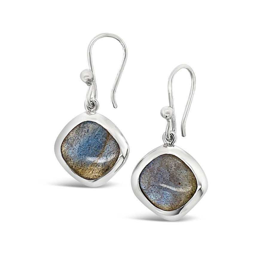 Kite Labradorite Earrings