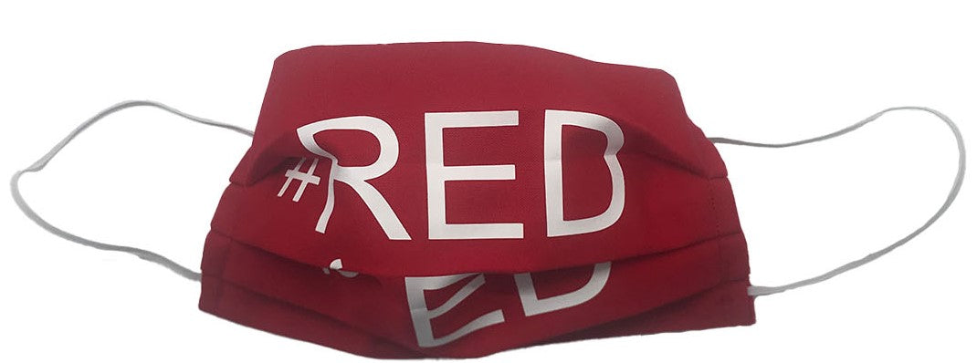 Red for Ed Facemasks