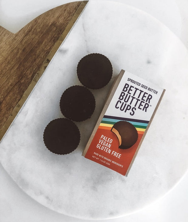 Better Butter Chocolate Cups