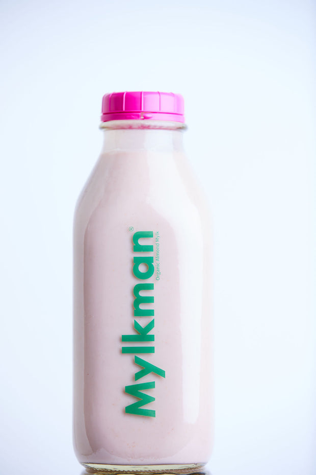 Mylkman Rose-Strawberry Mylk