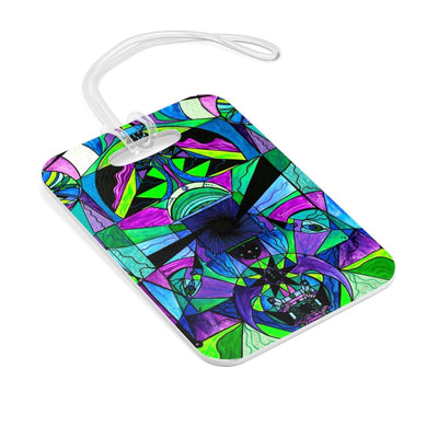 Arcturian Astral Travel Grid - Bag Tag