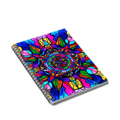 Productivity - Spiral Notebook